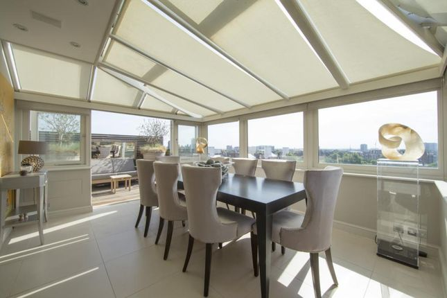 Thumbnail Flat for sale in Grove End Road, London