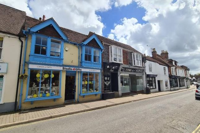 Thumbnail Retail premises for sale in Investment Premises, 11, High Street, Bishops Waltham, Southampton