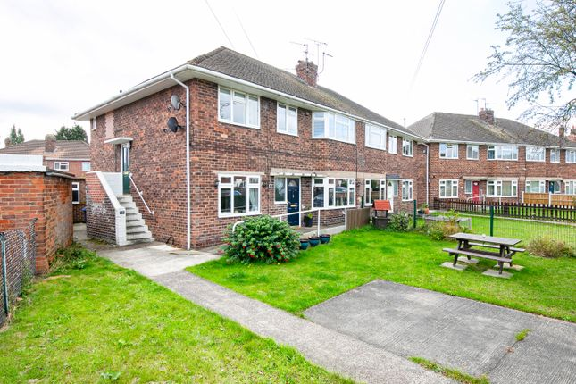 2 bed flat for sale in Springwood Road, Scawthorpe, Doncaster DN5