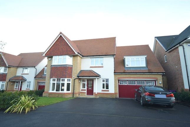 Thumbnail Detached house for sale in Mountfield Crescent, Gateacre, Liverpool
