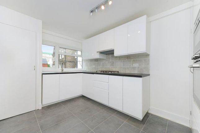 Thumbnail Flat to rent in Uxbridge Road, London