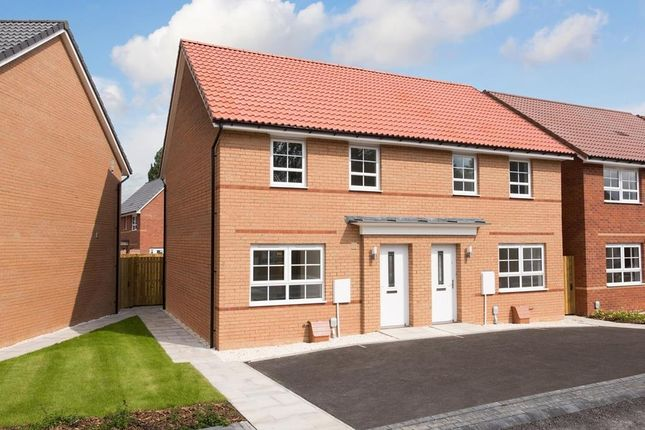 "Thumbnail Semi-detached house for sale in ""Maidstone"" at Bedewell Industrial Park, Hebburn"