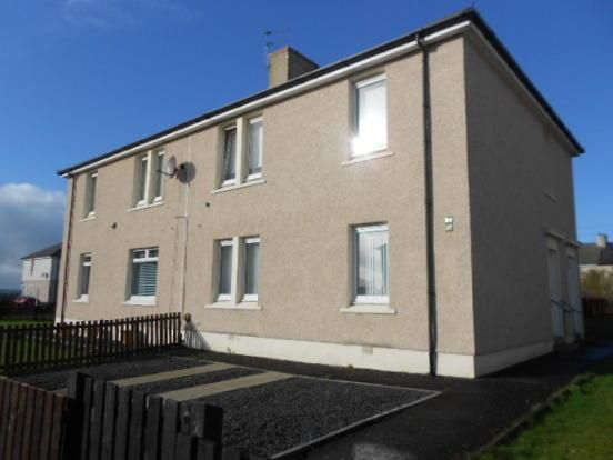 Thumbnail Flat to rent in Orchard Street, Wishaw