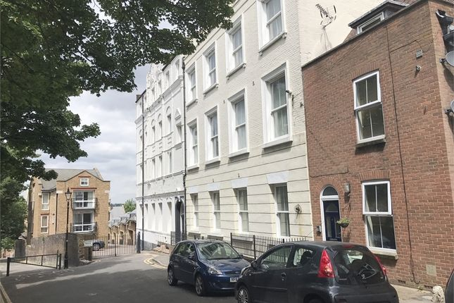 Thumbnail Flat for sale in Pleasant Row, Brompton, Kent.