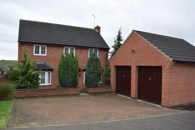 4 bed detached house to rent in Derwent Road, Stapenhill, Burton DE15