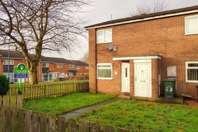 Thumbnail Flat to rent in Wooler Green, West Denton Park, Newcastle Upon Tyne