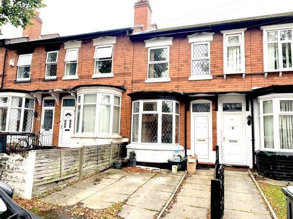 Front of Brandon Road, Hall Green, Birmingham, West Midlands B28