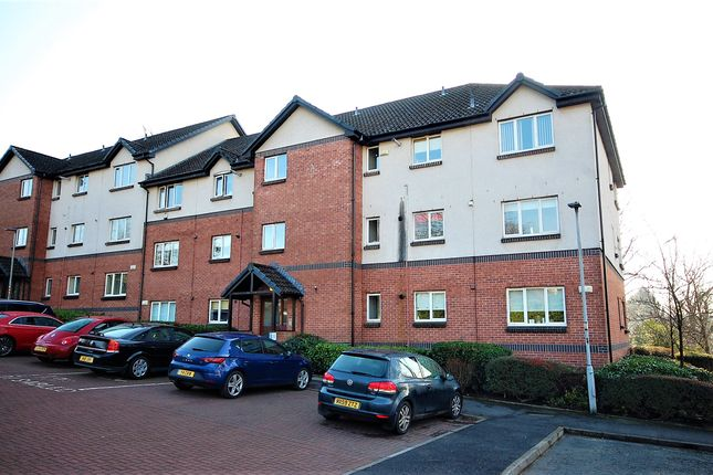Thumbnail Flat for sale in Ellon Way, Paisley