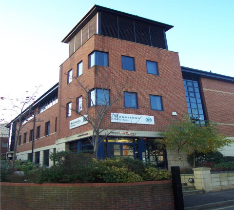 Thumbnail Office to let in Clarendon House, Clarendon Road, Redhill