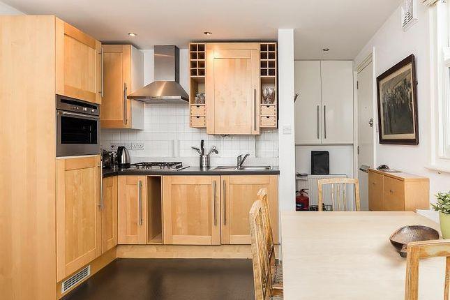 Annexe Kitchen of British Grove, Chiswick W4