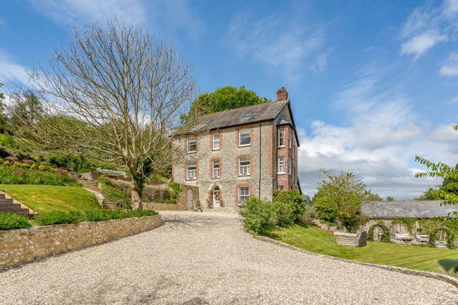 Thumbnail Detached house for sale in Combpyne, Axminster, Devon