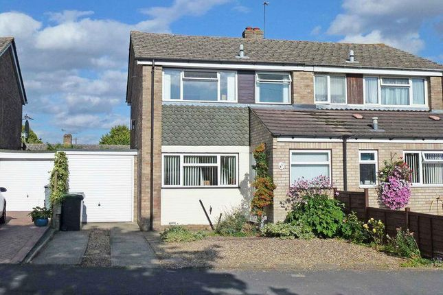 Thumbnail Property to rent in Burwell Drive, Witney