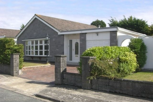Thumbnail Detached bungalow for sale in Rheast Mooar Avenue, Ramsey