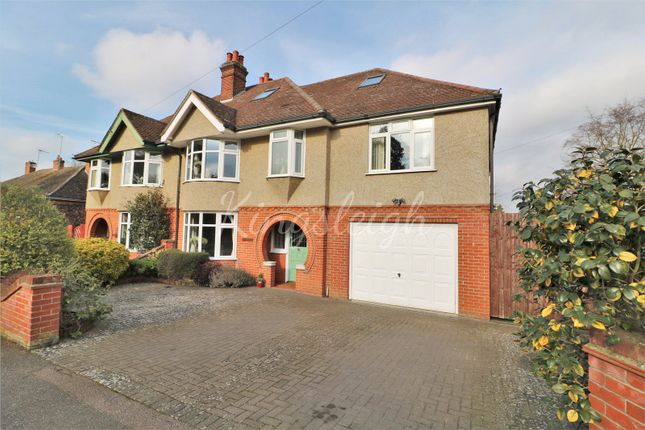 Thumbnail Semi-detached house for sale in Acland Avenue, Colchester, Essex