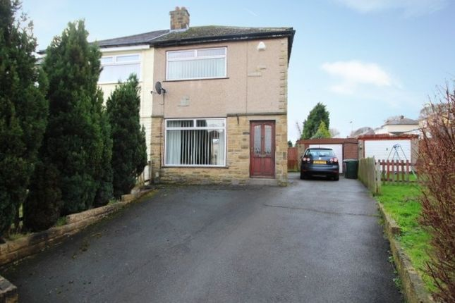 Front View of Larch Hill Crescent, Odsal, Bradford, West Yorkshire BD6