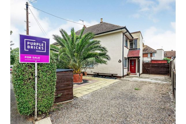 3 bed semi-detached house to rent in Ringold Avenue, Ramsgate CT12