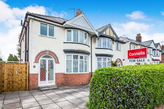 Semi-detached house for sale in Grafton Road, Oldbury
