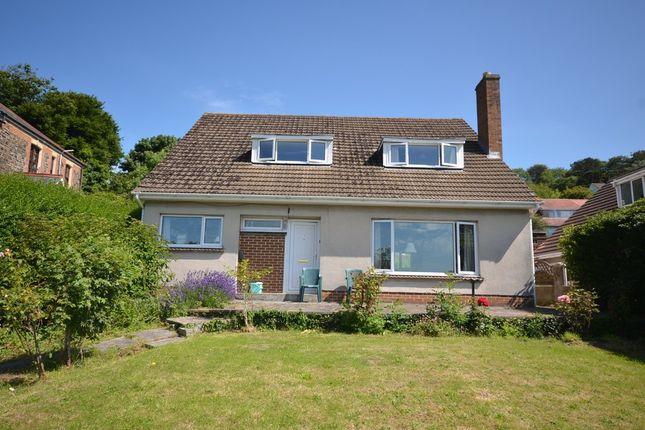 4 bed detached house for sale in Padarn Crescent, Llanbadarn Fawr, Aberystwyth