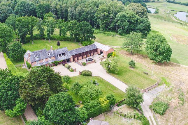 Thumbnail Farmhouse for sale in Greenwood Lane, Durley, Southampton
