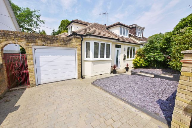 Thumbnail Semi-detached house for sale in St. Charles Road, Brentwood, Essex