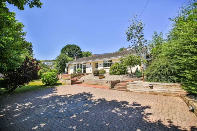 Thumbnail Detached bungalow for sale in Sunny Bank Terrace, Machen, Caerphilly