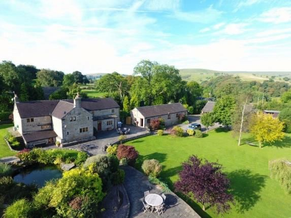 Thumbnail Detached house for sale in Kettleshulme, High Peak, Cheshire