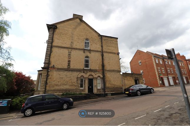 Thumbnail Flat to rent in Victoria Road, Northampton