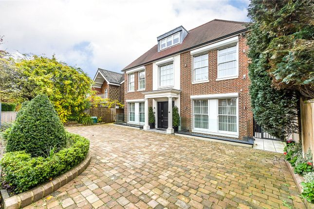 Thumbnail Detached house to rent in Sheldon Avenue, London