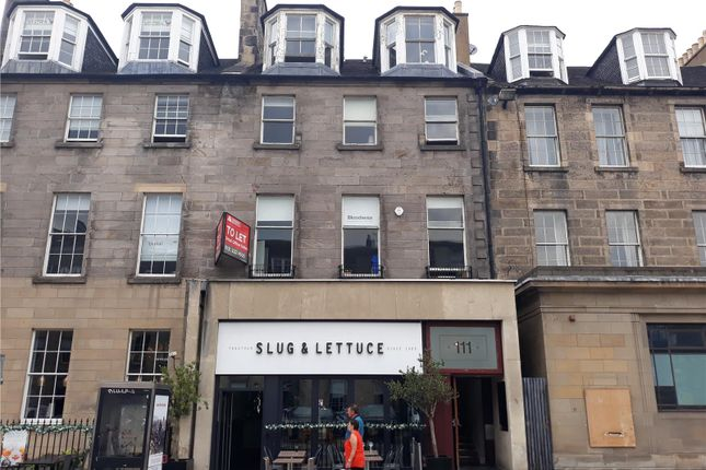 Office to let in 111, George Street, Edinburgh, City Of Edinburgh