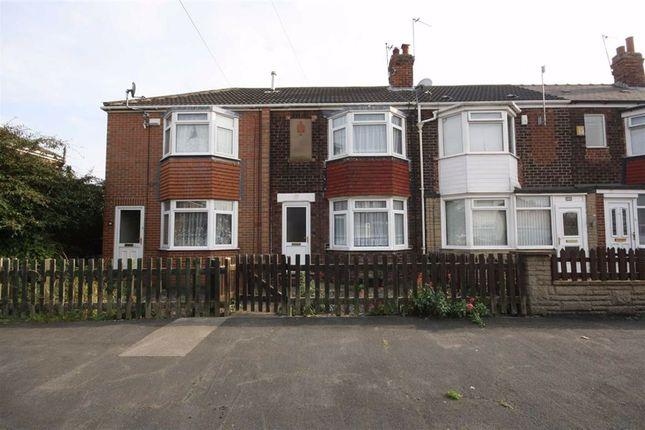 2 bed terraced house to rent in Lamorna Avenue, Hull HU8