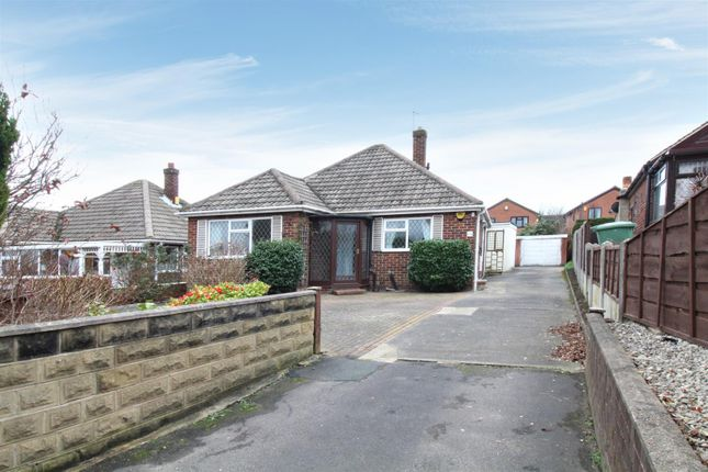Thumbnail Detached bungalow for sale in Green Lane, Lofthouse, Wakefield