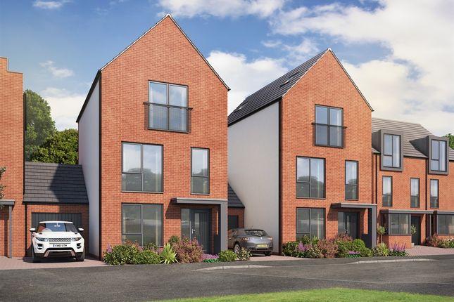 "4 bed property for sale in ""The Medford"" at Kingsway, Derby DE22"