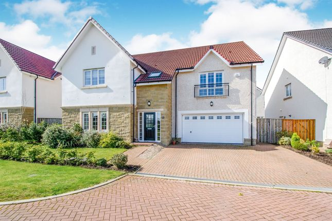 Thumbnail Detached house for sale in Mearnswood Place, Newton Mearns, Glasgow