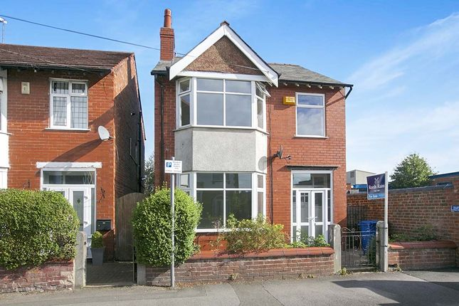 Thumbnail Detached house for sale in Ripley Avenue, Great Moor, Stockport
