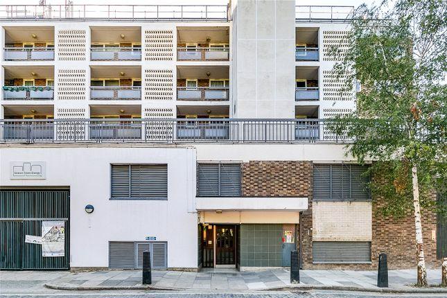 Exterior of Phoenix Court, Purchese Street, London NW1