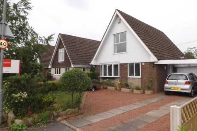 Thumbnail Detached house for sale in Sandbach Road, Lawton Heath End, Church Lawton, Stoke-On-Trent