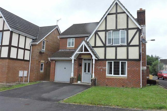 Thumbnail Detached house for sale in Llyn Tircoed, Tircoed Forest Village, Penllergaer, Swansea
