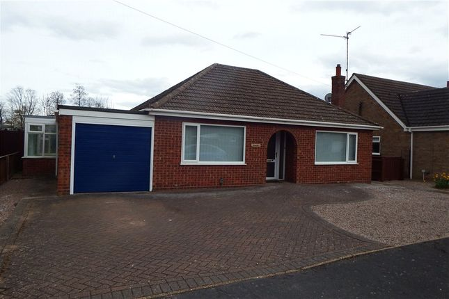 2 bed bungalow for sale in Manor Drive, Holbeach, Spalding PE12