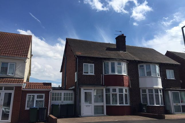 Thumbnail Semi-detached house to rent in Walter Road, Smethwick
