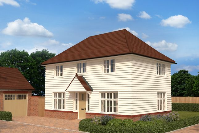 Thumbnail Detached house for sale in Roman Way, Strood