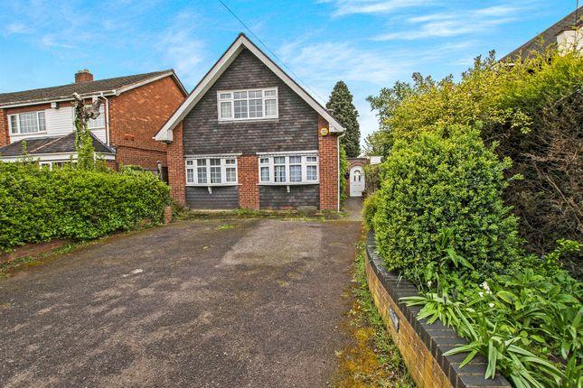 Thumbnail Detached house for sale in Alcott Lane, Marston Green, Birmingham