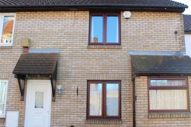 Thumbnail End terrace house to rent in Monnow Road, Bermondsey, London