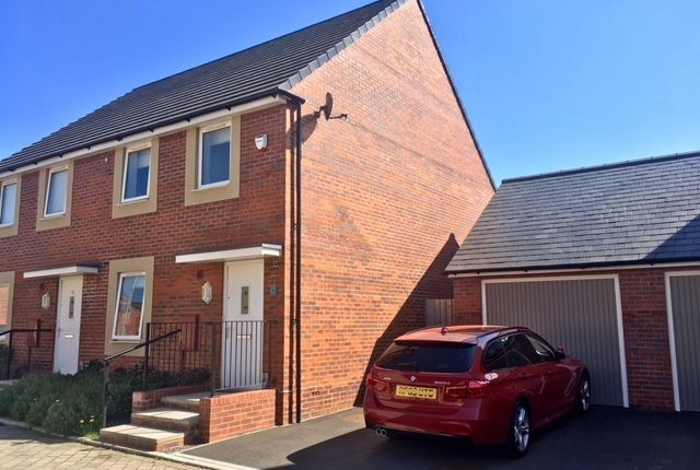 Semi-detached house to rent in Pinching Close, Wells