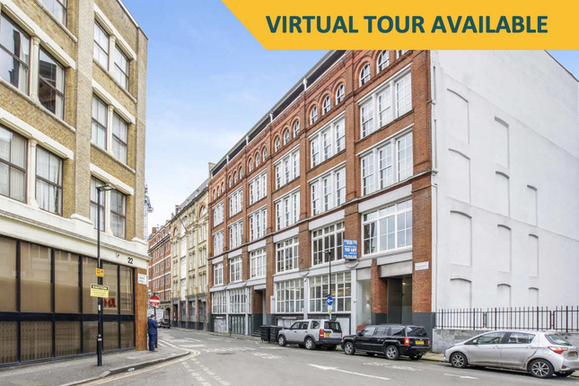 Thumbnail Office for sale in Unit 25, 112 Tabernacle Street, London