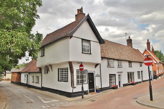 Thumbnail Detached house for sale in Market Place, Botesdale, Diss