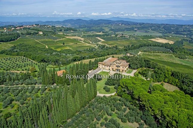 Thumbnail Farm for sale in San Casciano Val di Pesa, Tuscany, Italy
