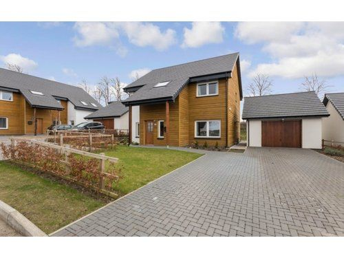 Thumbnail Detached house to rent in Spittal Gardens, Loanhead