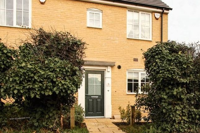 2 bed end terrace house for sale in The Mallows, Fordham Road, Soham