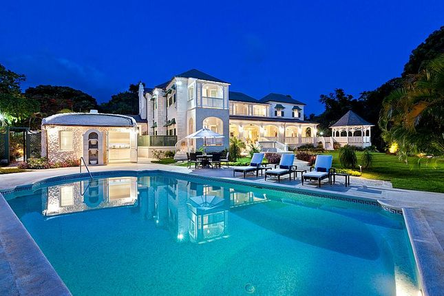 Thumbnail Villa for sale in Cooper Hill, Holetown, Barbados