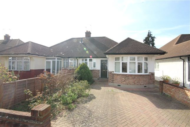 Thumbnail Semi-detached bungalow for sale in Hazel Close, Twickenham